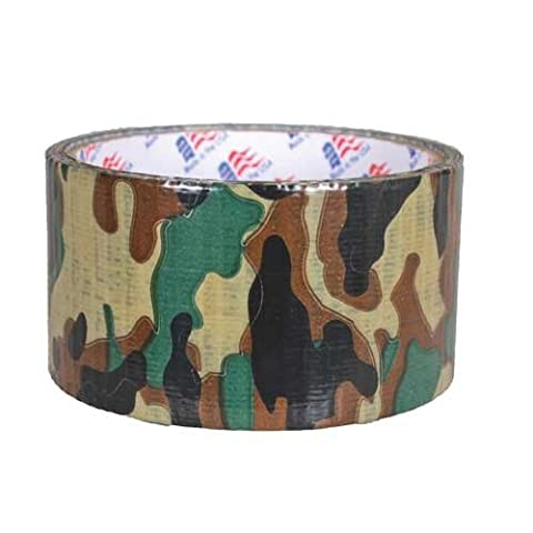 Fox Outdoor Products Duct Tape, camouflage