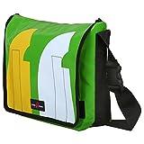 Large Messenger Bag LKW-Planen Taschen Sturm & Drang Courier Kuriertasche