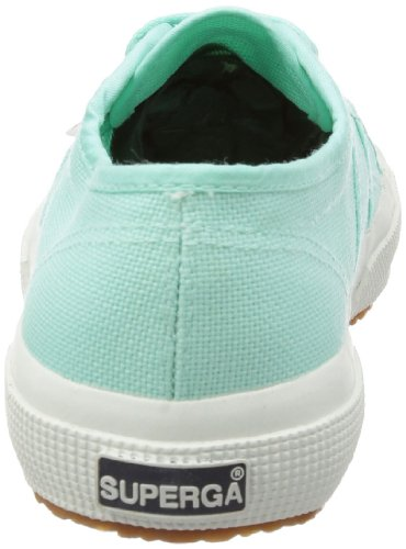 Superga 2750 Cotu Classic, Baskets mixte adulte Vert (C60 Pastel Green)