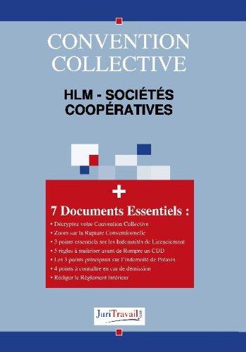 3191. Hlm - Sociétés coopératives Convention collective