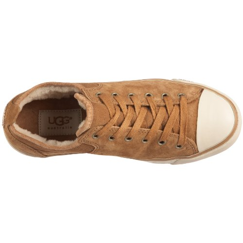 UGG UGG Evera 1888 Damen Sneaker Braun (Chestnut)