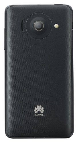Huawei Ascend Y300 Smartphone (10,2 cm (4,0 Zoll) Touchscreen, 5 Megapixel, 4 GB Interner Speicher, Android 4.1 (Jelly Bean)) schwarz