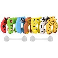 InnoBeta® Amortiguador tope para puerta anti pincement Protège dedo niño bebé seguridad protección