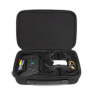 Anbee Tello Carrying Case Portable Shoulder Bag for DJI Tello Drone with Gamesir T1D Gamepad Remote Controller