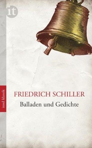 Gedichte und Balladen (insel taschenbuch)