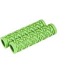 Longus manillar Grip Zik–120mm–Verde