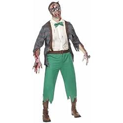 Zombie Disfraz friki para hombre, talla L (32128L)
