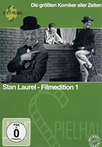 Stan Laurel - Filmedition 1
