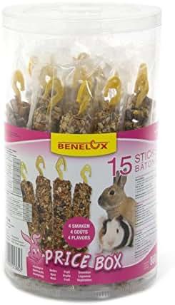 Benelux : Friandises Rongeurs : Mélange, X15, 55g