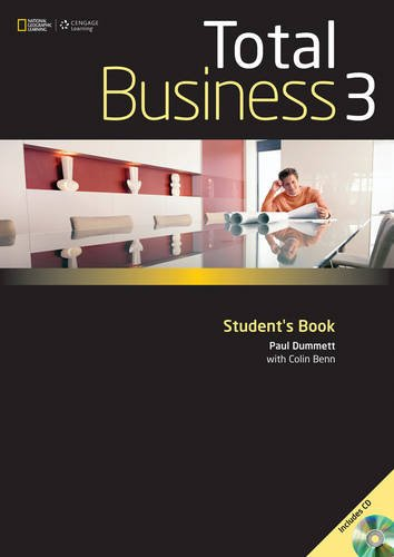 Total business. Student's book. Per le Scuole superiori. Con CD Audio: 3