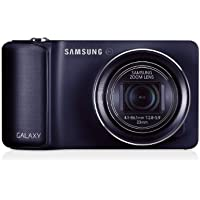 Samsung Galaxy Camera - Black (16MP, 21x Optical Zoom, Android 4.1 Jelly Bean OS) 4.8 inch HD Touch LCD