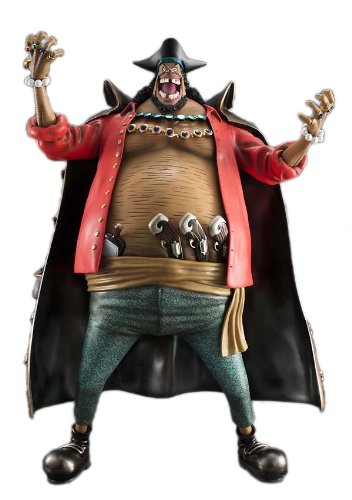 Preisvergleich Produktbild One Piece: Potraits of Pirate NEO DX Blackbeard Ver.1.5 1/8 PVC Figure