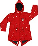 derbe Lütten Dots Kinder Softshelljacke - 104