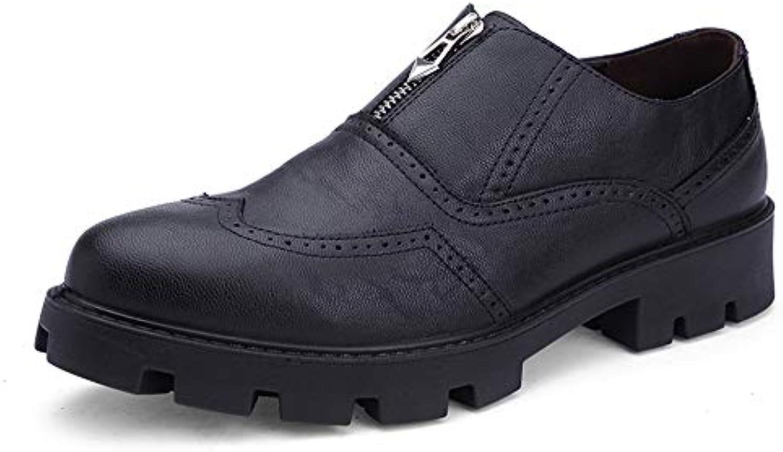 SRY-scarpe, Scarpe Stringate Uomo, Nero (Nero), 40 | Servizio durevole  | Scolaro/Ragazze Scarpa