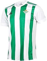 adidas H JSY Camiseta 1ª Equipación Betis 2017-2018 9eb330816a886