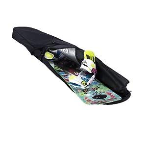 Driver13 Snowboardtasche schwarz 155x40x10