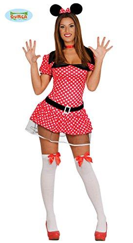 Comic Maus - Kostüm für Damen Karneval Fasching -