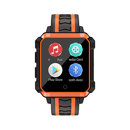 Meisijia H007 Bluetooth wasserdicht GPS 4G Network Smart Phone Call Puls-Sport-Fitness Schlaf-Tracker