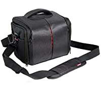 Waterproof Anti-Shock DSLR Camera Bag for Canon, Nikon, Samsung, and Sony