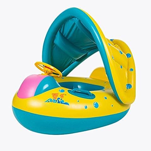 StillCool Schwimmring Baby Kinder kleinkind Schwimmring Schwimmhilfe Schwimmflügel aufblasbare schwimmgürtel