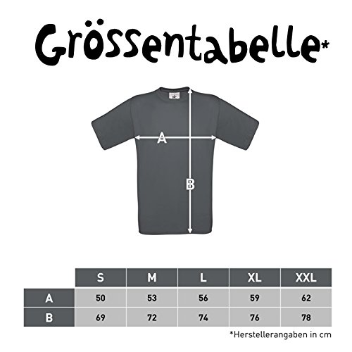 I think I Spider - Funshirt - Unisex T-Shirt mit Spruch (S, black) White