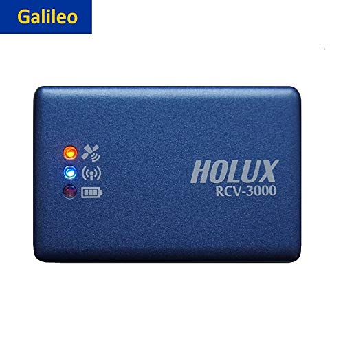 RCV-3000 GL-Version Bluetooth GNSS Logger für GPS/GLONASS/Galileo (Set 1) - Bluetooth-gps-recorder