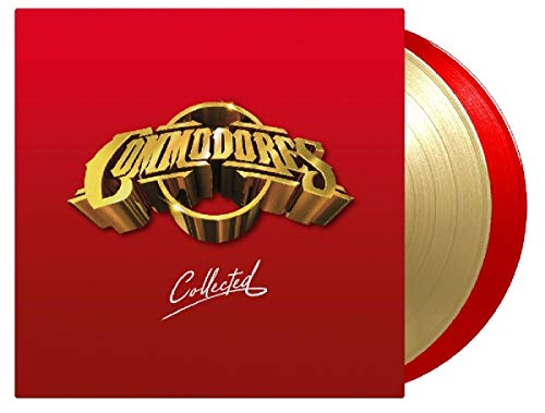 Collected (Ltd Gold/Rotes Vinyl) [Vinyl LP] (Commodores Vinyl)
