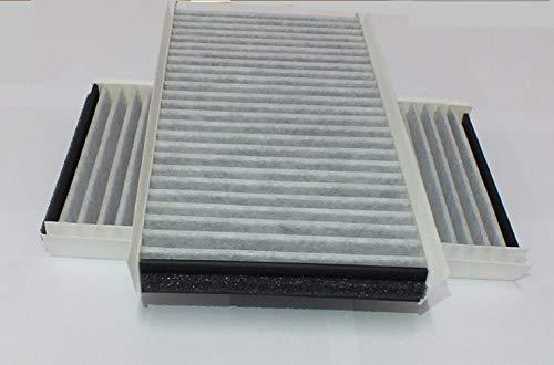Preisvergleich Produktbild Filteristen Innenraumfilter KIRF-127-DE Aktivkohle (2er Set)