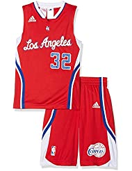 adidas Kinder Los Angeles Clippers Nba Babykits & Minikits