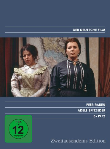 Adele Spitzeder - Zweitausendeins Edition Deutscher Film 6/1972