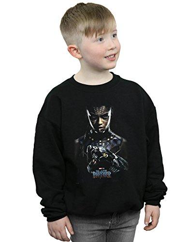 Marvel Niños Black Panther Shuri Poster Camisa De