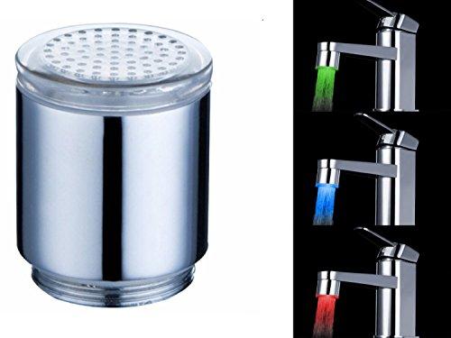 Katomi-Glow-Agua-de-luz-LED-grifo-del-sensor-de-temperatura-de-la-cocina-Cuarto-de-bao-grifo-de-la-ducha-del-aerosol-Cambio-Cabeza-de-color-RGB