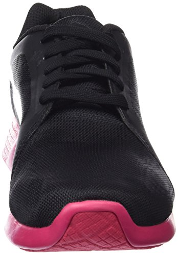 Puma ST Evo, Scarpe da Corsa Unisex – Adulto, Black Multicolor (Black/White/Rose Red)