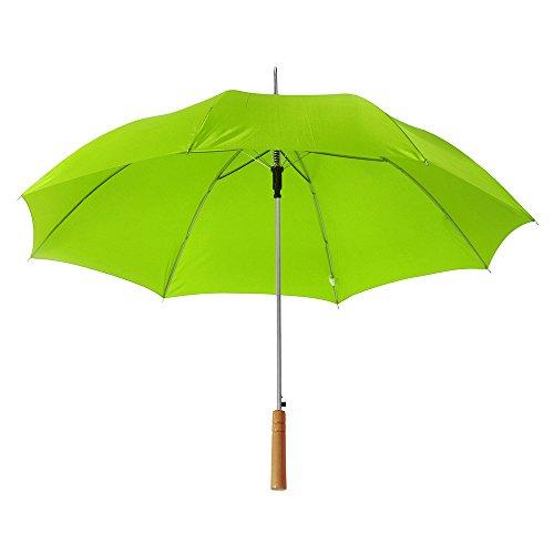 eBuyGB, Stockschirm, lindgrün (Grün) - 1220448