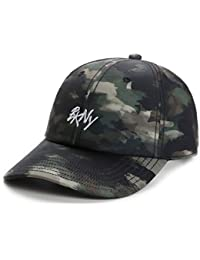 Cayler & Sons Homme Casquettes / Snapback Scripted multicolore Réglable