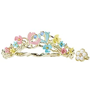 Cinderella Disney Princess Live Action Wedding Celebration Tiara and Ring