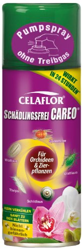 Celaflor  Schädlingsfrei Careo Pumpspray Orchidee - 200 ml