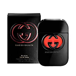 Gucci Guilty Black By Gucci Eau De Toilette Spray 2.5 OZ For Women