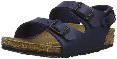 Birkenstock 233083 Sandals Kid Blue 24