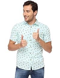 [Sponsored]Bonorganik Men's Casual Shirt - B07546CP6C