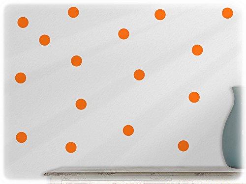 too - 54 tolle Polka dots in pastellorange (Orange Polka Dots)