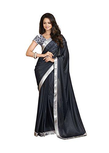 Palav Fashion Saree (Palav_9404_Midnight Blue)