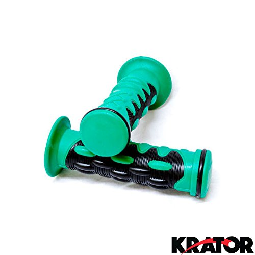 krator-sport-bike-and-dirt-bikes-sella-comfort-gel-style-hand-grips-green-color-aprilla-bmw-moto-duc