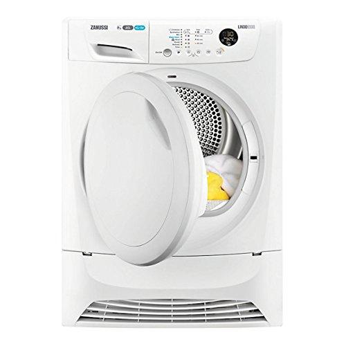 Zanussi ZDH8333P LINDO1000 8kg Load Heat Pump Tumble Dryer Class A+ Sensor White