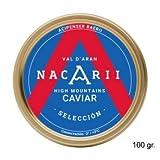 Caviar de esturión'Selección' 100 gr