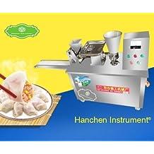 6000?Pi?Ces/hora automático chino Dumpling Samosa primavera rollo empanada perogi máquina
