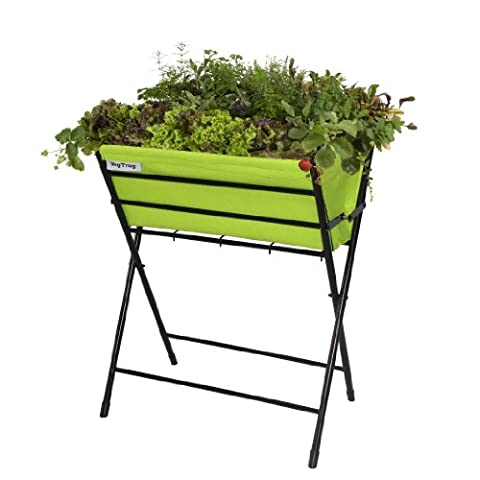 Vegtrug FRL302LG Poppy Flower Replacement Felt - Lime Green