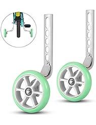 ZOSEN - Ruedas de Entrenamiento para Bicicleta, estabilizador de Bicicleta para niños, Accesorio Esencial