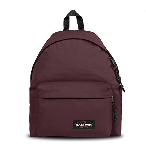 Eastpak Padded PAK'R Sac à Dos Enfants, 40 cm, 24 liters, Rouge (Punch Wine)