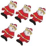 cofco mano DIY material/Cartoon Santa Claus